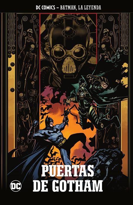 Batman, la leyenda 27: Puertas de Gotham