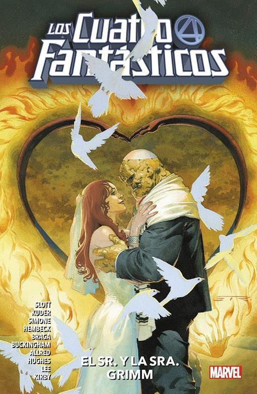 Los 4 Fantásticos 02. El Sr. y la Sra. Grimm (Marvel Premiere)