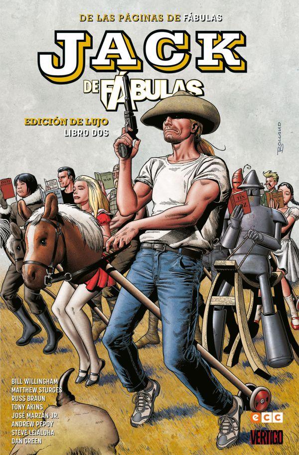 Jack de Fábulas: Edición de lujo - Libro 2 (de 3)
