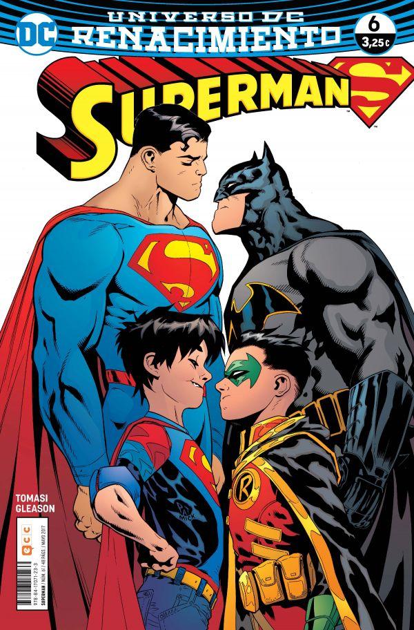 Superman núm. 06 (Renacimiento)