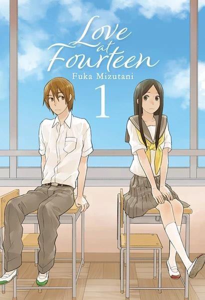 LOVE AT FOURTEEN 01