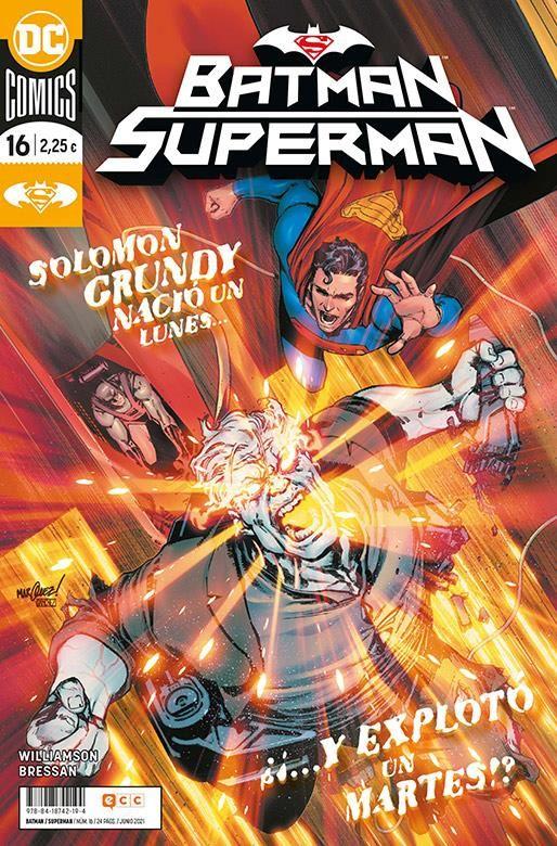 BATMAN/SUPERMAN 16