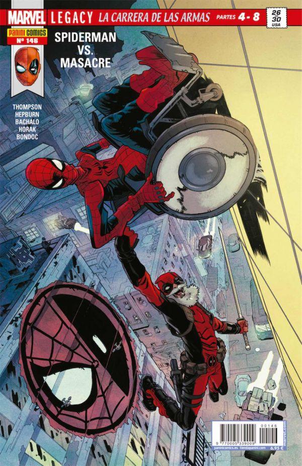 El Asombroso Spiderman 146