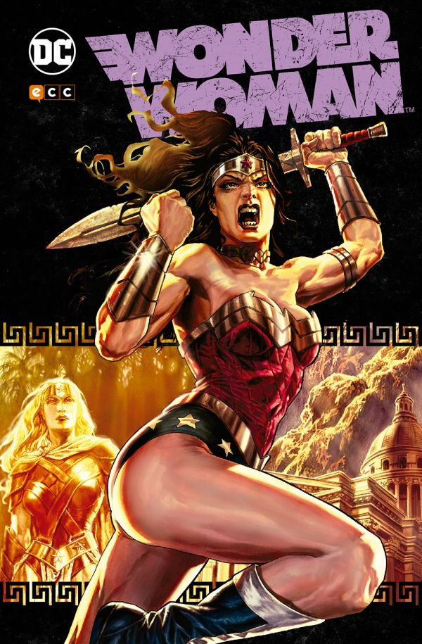 Wonder Woman Coleccionable 01