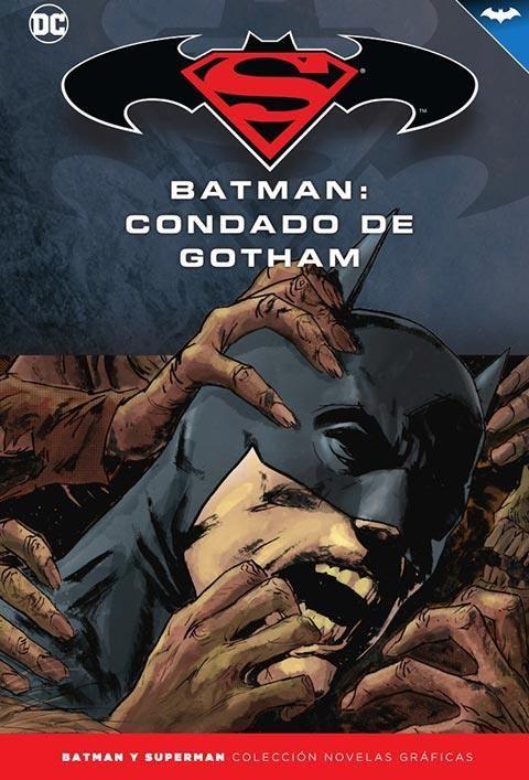 Batman y Superman - Colección Novelas Gráficas núm. 56. Condado de Gotham