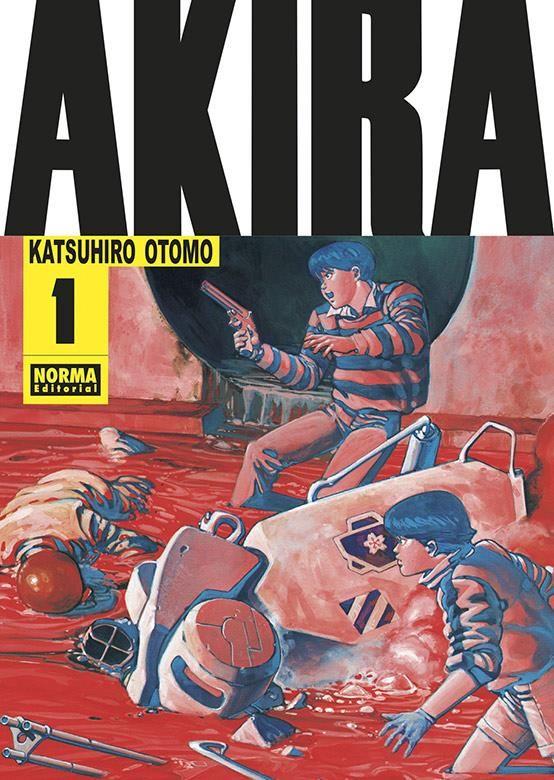 Akira Edición Original 01 ( de 6)
