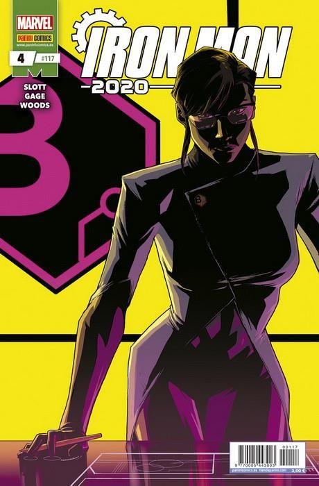 IRON MAN 2020 04