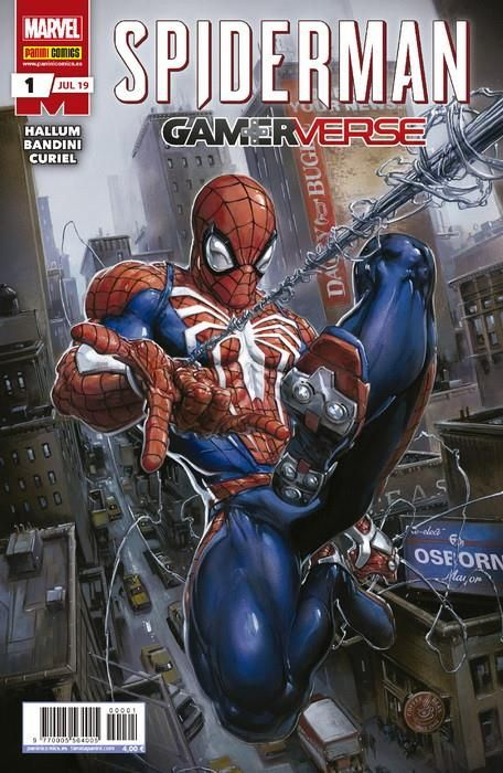 SPIDERMAN: GAMERVERSE 01