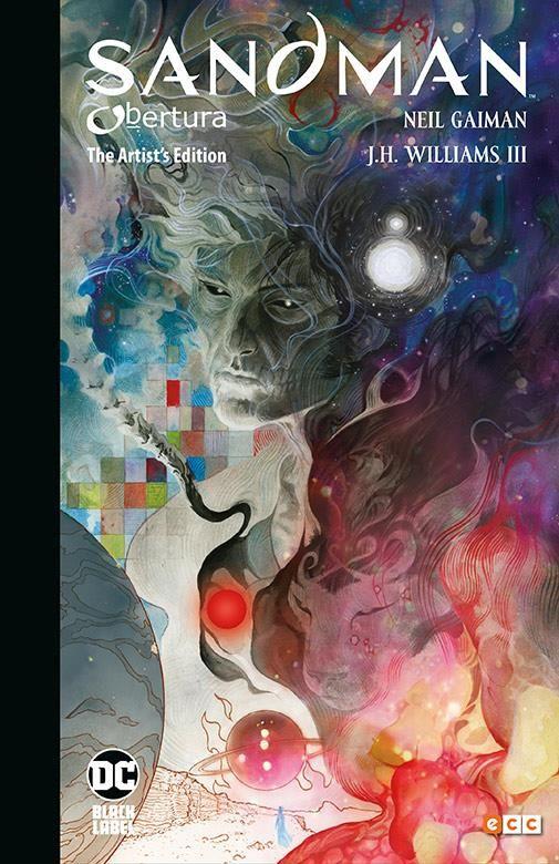 Sandman: Obertura - The artist's edition (Edición limitada)