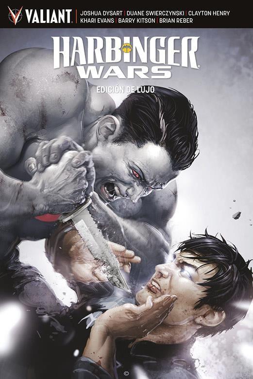 Harbinger Wars. Edición de lujo 01