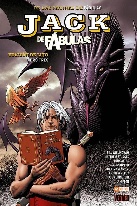 Jack de Fábulas. Edición de lujo - Libro 3 (de 3)