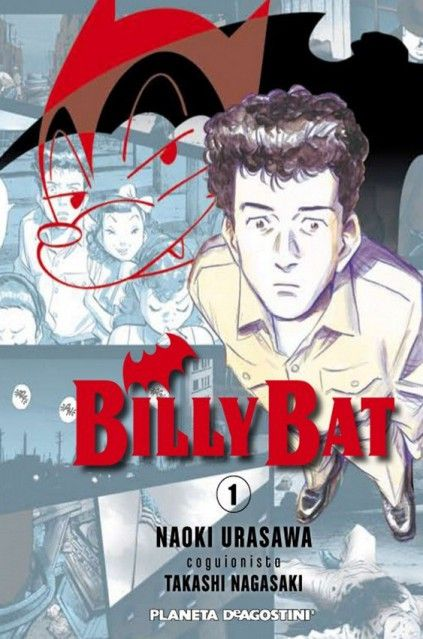 BILLY BAT 01