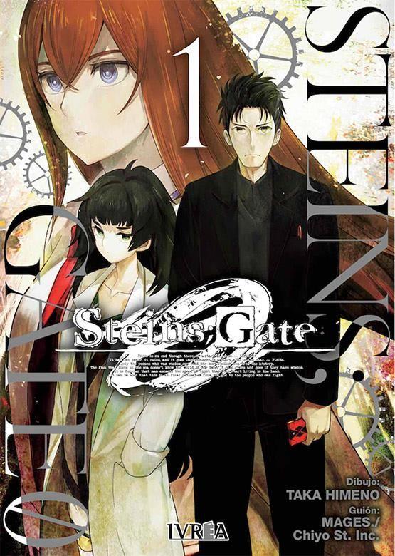 Steins; Gate Zero 01 (de 06)