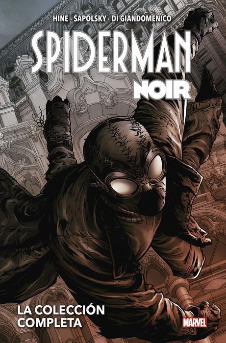Spiderman Noir: La colección completa (Marvel Omnibus)
