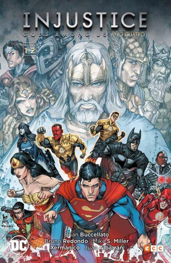 Injustice: Gods among us Año cuatro Vol. 01 (de 2)