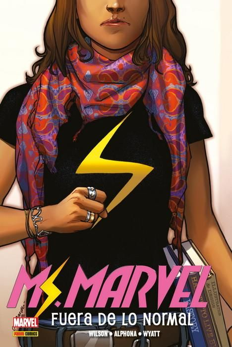 Ms Marvel 01. Fuera de lo normal