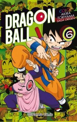 DRAGON BALL COLOR. SAGA ORIGEN 06