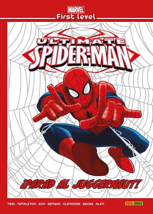 MARVEL FIRST LEVEL 09: ULTIMATE SPIDERMAN