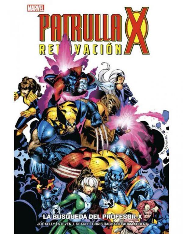 Patrulla-X: Renovación 05. La búsqueda del Profesor-X