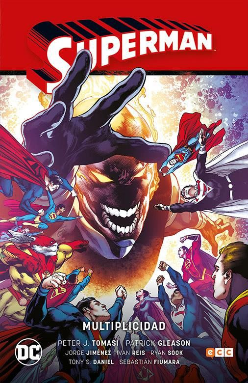 Superman vol. 03: Multiplicidad