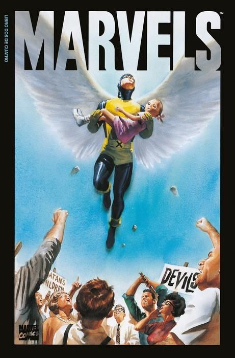 Marvel Facsímil. Marvels 02