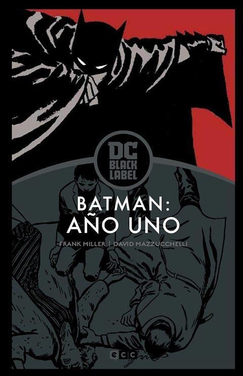 BATMAN: AÑO UNO (EDICIÓN BLACK LABEL)