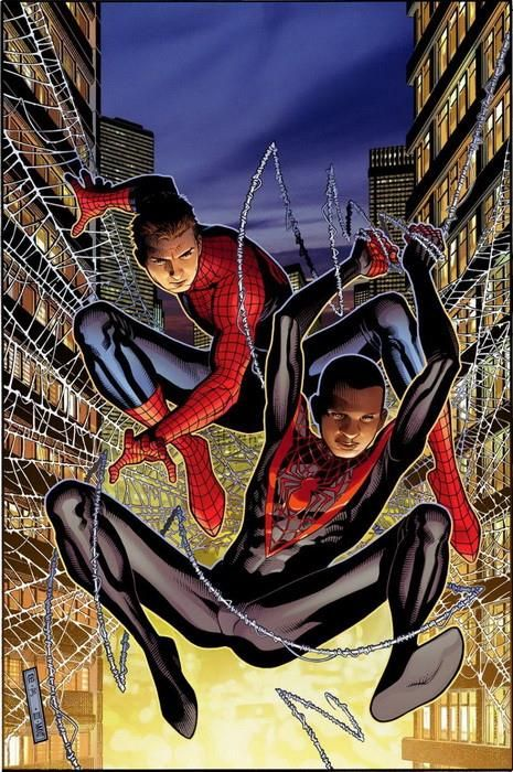 ULTIMATE INTEGRAL. MILES MORALES SPIDERMAN 02