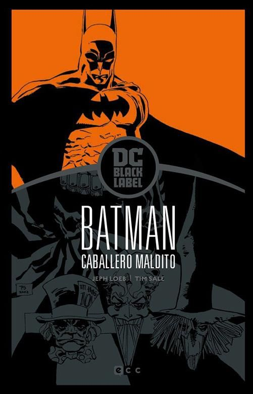 BATMAN: CABALLERO MALDITO (EDICIÓN BLACK LABEL)