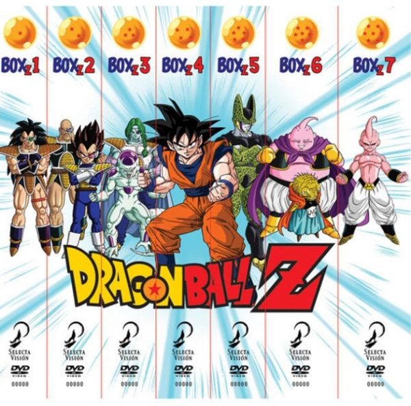 Dragon Ball Z. Serie completa