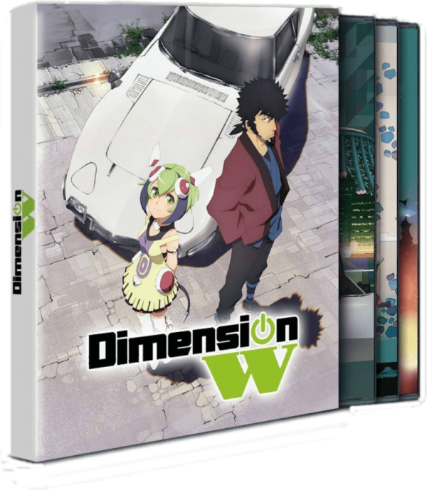 DIMENSION W SERIE COMPLETA