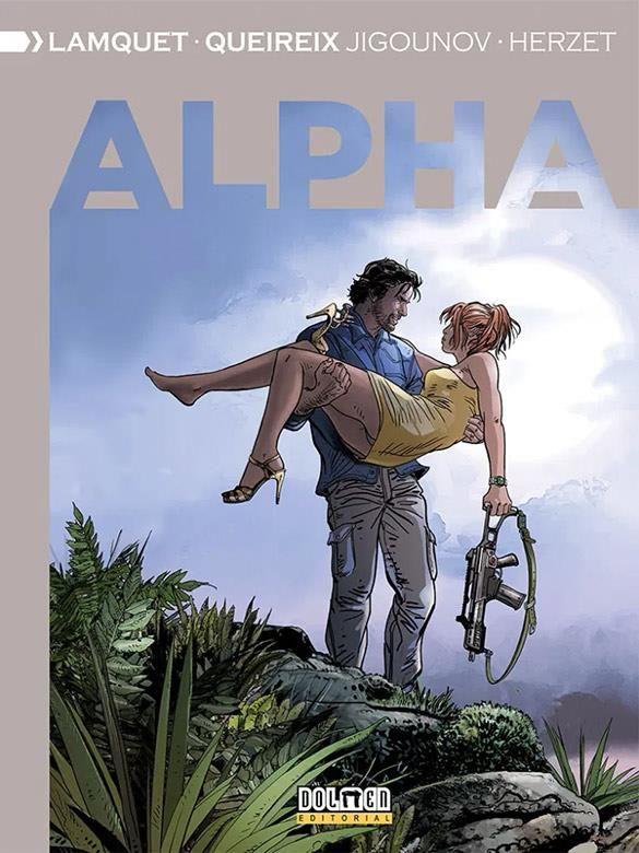 Alpha Integral Vol. 5