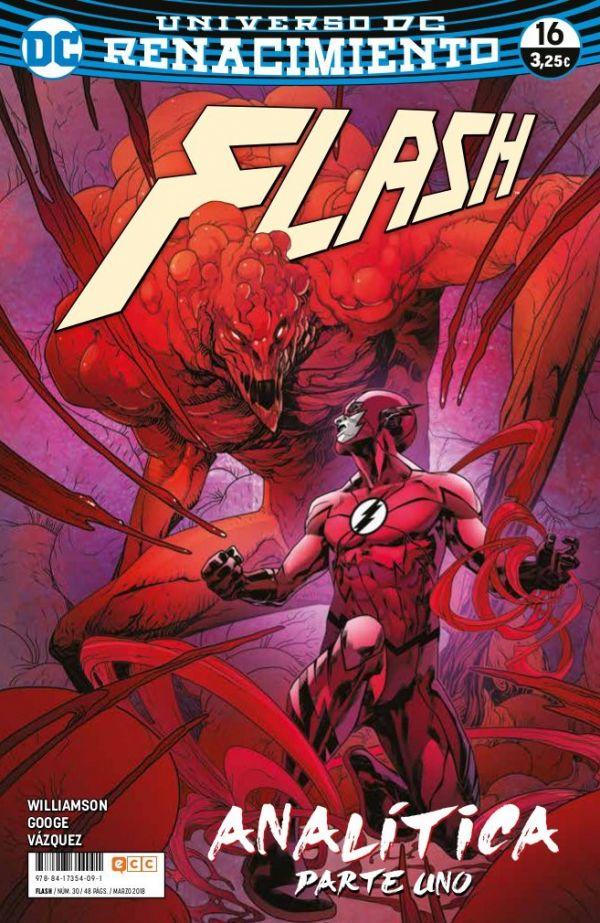 Flash núm. 16 (Renacimiento)