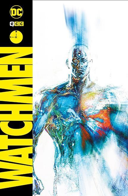 Coleccionable Watchmen 11 (de 20)