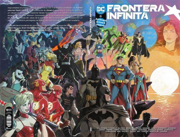 Frontera Infinita 0