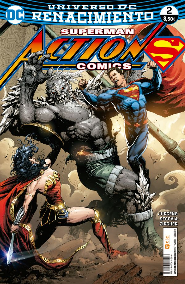 Superman: Action Comics núm. 02 (Renacimiento)