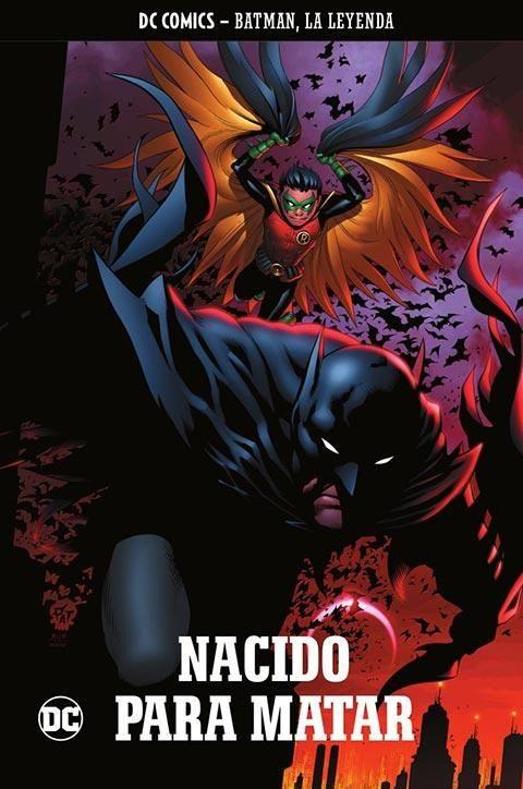 Batman, la leyenda núm. 03