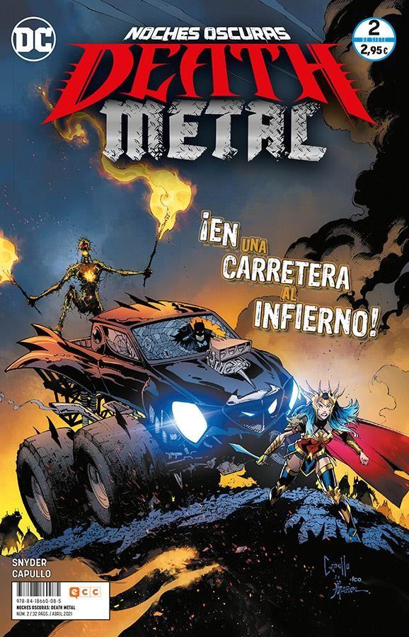 Noches oscuras: Death Metal 02 de 7