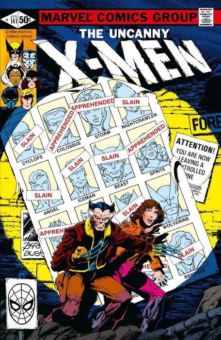 Marvel Facsímil. The Uncanny X-Men 141