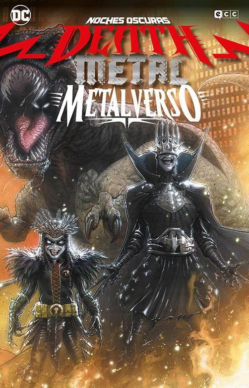 Death Metal: Metalverso 01 (de 6)