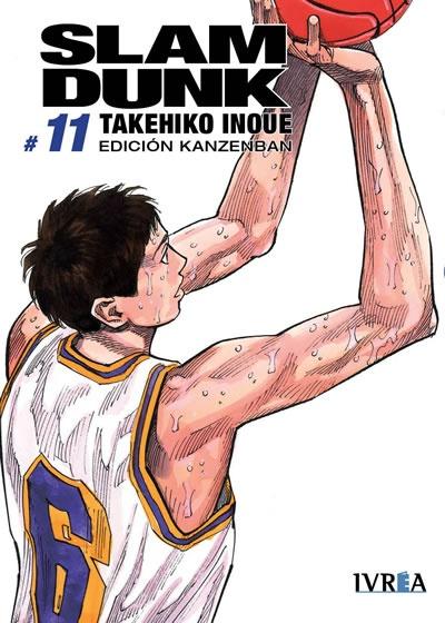 Slam Dunk Edición Kanzenban 11
