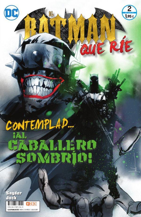 EL BATMAN QUE RÍE 02 (DE 07)