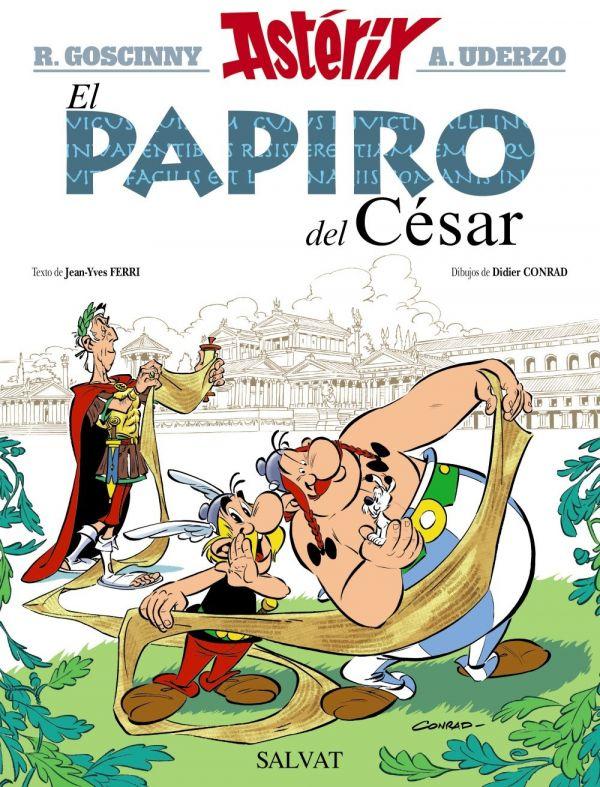 ASTÉRIX: EL PAPIRO DEL CÉSAR