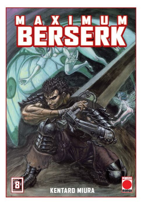 MAXIMUM BERSERK 08