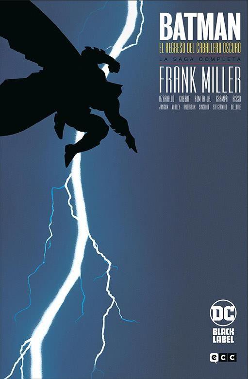 Batman: El regreso del Caballero Oscuro - La saga completa