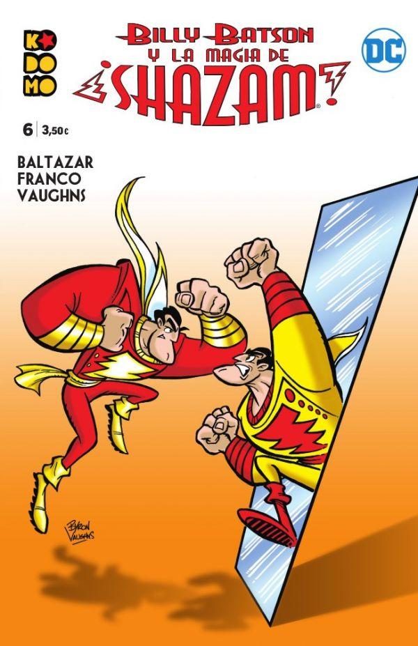 BILLY BATSON Y LA MAGIA DE ¡SHAZAM! 06