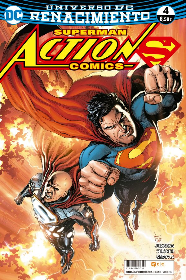 Superman: Action Comics núm. 04 (Renacimiento)