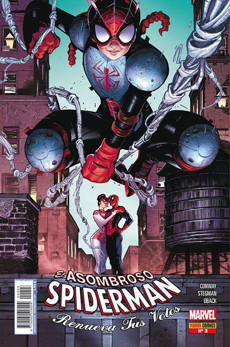 El Asombroso Spiderman: Renueva Tus Votos 03
