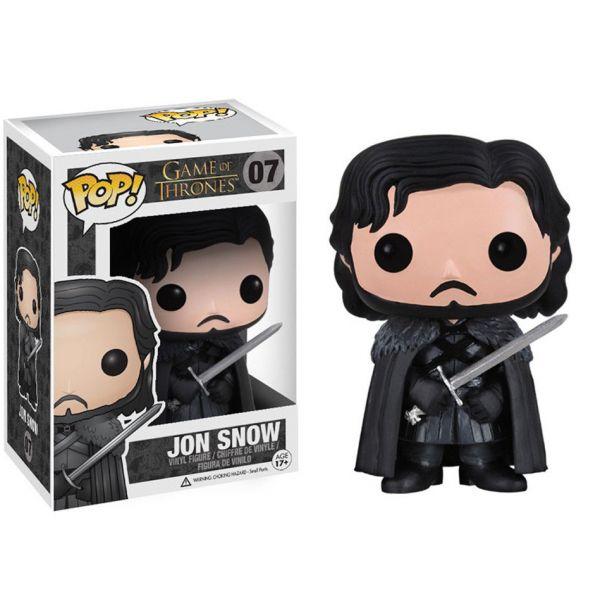 JON SNOW FUNKO POP 07