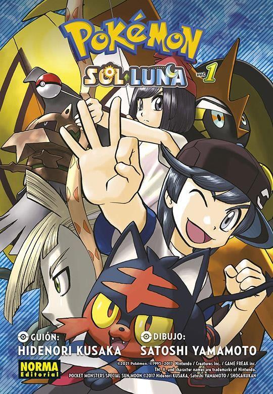Pokémon Sol y Luna 01