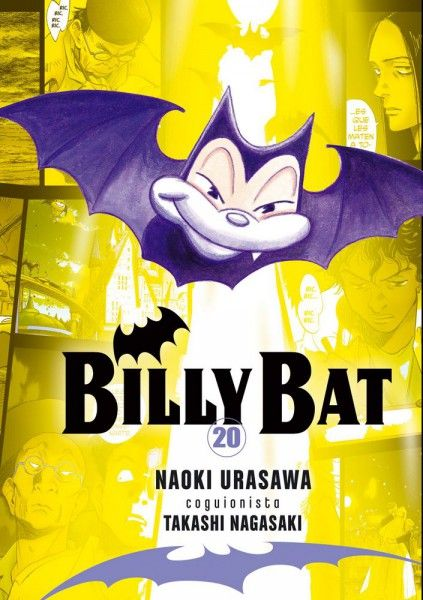 BILLY BAT 20